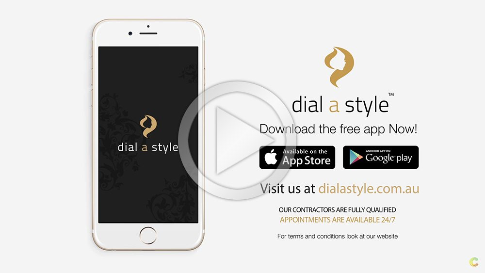 TVC TV Commercials - Dial a Style
