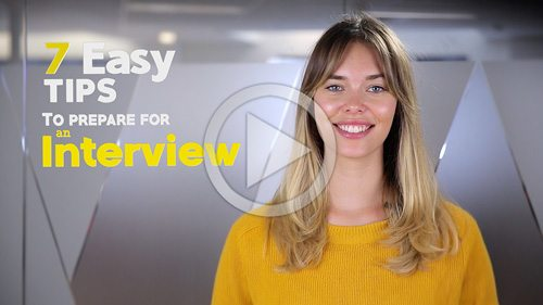 CreativeCreations.tv - how to prepare for an interview on camera