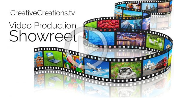 CreativeCreations.tv - Video Productions - showreel
