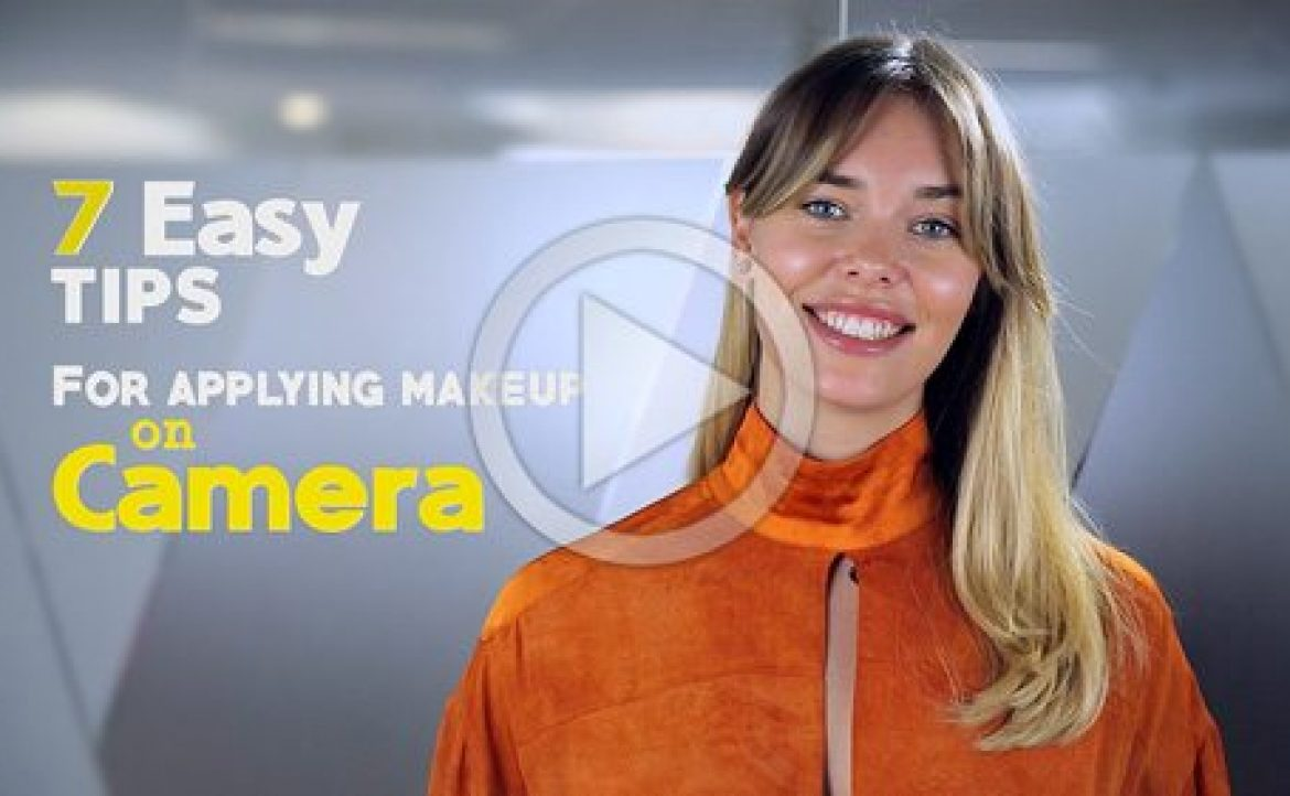 How to Apply Makeup for Video