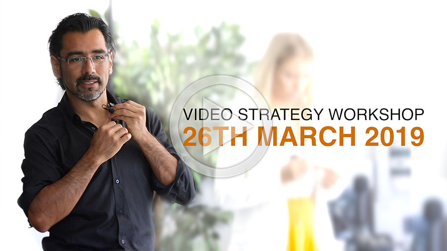 Video Strategy Workshop CreativeCreations.tv